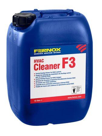 Fernox HVAC F3 Cleaner 10literes fűtésrendszer tisztítószer