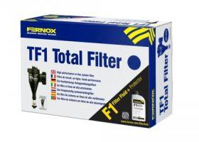 TF1 kombinált mágneses szűrők fűtésrendszerhez
